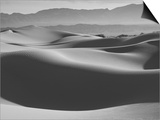 USA, California, Death Valley National Park, Mesquite Flat Sand Dunes Posters by Walter Bibikow