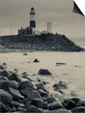 New York, Long Island, Montauk, Montauk Point Lighthouse, USA Posters by Walter Bibikow