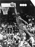 Michael Jordan - 1989 Plakat af Vandell Cobb