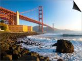 California, San Francisco, Golden Gate Bridge, USA Prints by Alan Copson