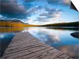 Maine, Baxter State Park, Daicey Pond, USA Prints by Alan Copson