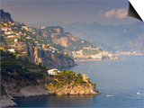 Amalfi Coast, Campania, Italy Kunstdrucke von Peter Adams