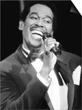 Luther Vandross - 1986 Posters by Herbert Nipson