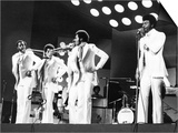 The Temptations Prints by Norman Hunter