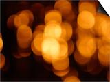 Blurred Lights Prints