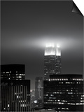 Empire State Building and Midtown Manhattan, New York City, USA Prints by Jon Arnold