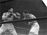 Muhammad Ali - 1967 Print by G. Marshall Wilson