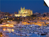 Cathedral, Palma, Mallorca, Spain Prints by Neil Farrin