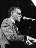 Ray Charles 1977 Prints by Ozier Muhammad