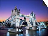 Tower Bridge, London, England Prints by Steve Vidler