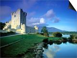 Ross Castle, Killarney, Co. Kerry, Ireland Kunst von Peter Adams