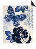 Moody Blues Posters by Violet Leclaire