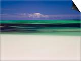 Beach and Indian Ocean, Cervantes, Western Australia, Australia Poster von Peter Adams