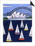 Sydney Opera House, Sydney, Australia Posters