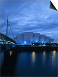Scottish Exhibition Centre, Glasgow, Scotland Prints by Doug Pearson