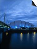 Scottish Exhibition Centre, Glasgow, Scotland Prints by Doug Pearson