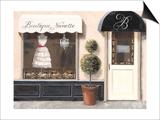 Boutique Nanette Print by Marco Fabiano