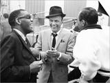 JPC Staff Photographer JPC Staff Photographer - Ray Charles, Frank Sinatra Plakát