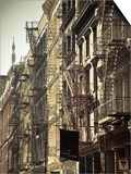 Cast Iron Architecture, Greene Street, Soho, Manhattan, New York City, USA Posters by Jon Arnold
