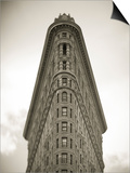 Flatiron Building, Manhattan, New York City, USA Prints by Jon Arnold