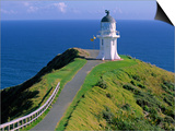 Cape Reinga Lighthouse, North Island, New Zealand Posters by Doug Pearson
