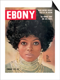 Ebony February 1970 Posters by Leroy Patton