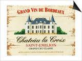 Chateau La Croix Prints by Martin Wiscombe
