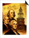 Constitution Day Montage Prints