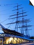 England, London, Greenwich, Cutty Sark Prints by Steve Vidler
