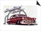 Non Stop Boogie, Chevrolet Bel Air Prints