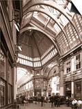 Leadenhall Market, City of London, London, England Prints by Jon Arnold