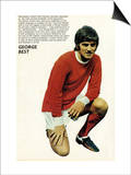 1960's George Best Posters