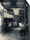 Montevideo, Mercado Del Puerto, Parilladas Grill Restaurants, Nr, Uruguay Prints by Walter Bibikow