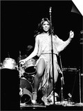 Tina Turner - 1974 Print by Norman Hunter