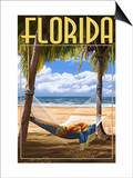 Florida - Hammock Scene Posters by  Lantern Press