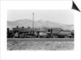 Union Pacific Railroad Engine No.5312 Print by  Lantern Press