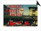 Pike Place Market, Seattle, WA - Seattle, WA Posters