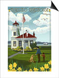Mukilteo Lighthouse - Mukilteo, Washington Posters