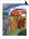 Noah's Ark Prints