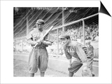 Al Bridwell & Jimmy Archer, Chicago Cubs, Baseball Photo Prints by  Lantern Press