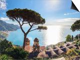 Italy, Amalfi Coast, Ravello, Villa Rufolo Prints by Michele Falzone