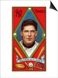 New York City, NY, New York Yankees, John Quinn, Baseball Card Posters by  Lantern Press