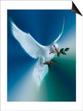 Dove of Peace Prints