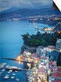 Italy, Amalfi Coast, Sorrento Posters by Michele Falzone