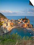 Vernazza, Cinque Terre, Riviera Di Levante, Liguria, Italy Prints by Jon Arnold