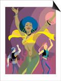 Disco Dancers Posters