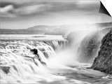 Gullfoss Waterfall, Iceland Posters by Nadia Isakova