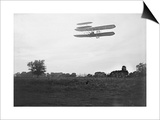 Orville Wright Flies High in the Sky Photograph - Dayton, OH Prints by  Lantern Press