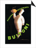 Tuscany, Italy - Buitoni Pasta Promotional Poster Prints by  Lantern Press