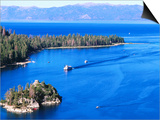 Emerald Bay, Lake Tahoe, California Prints by Thomas Winz